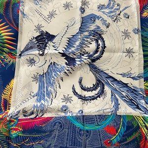 Hermès scarf Mystique Phoenix